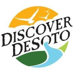 Visit Desoto Logo